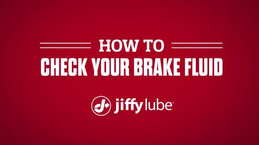 How to Check Your Brake Fluid