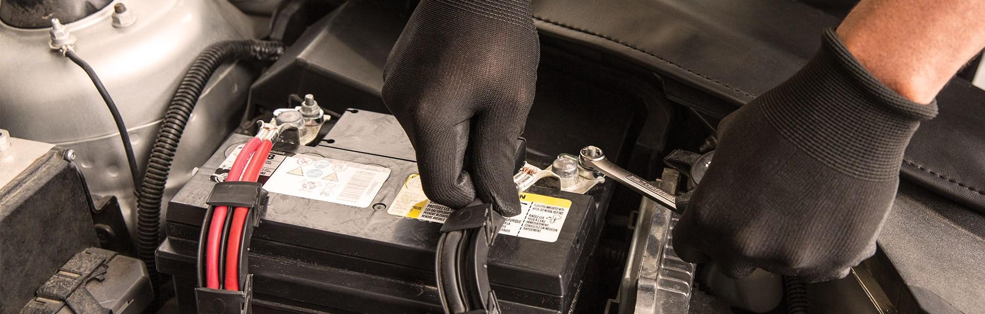 Car Battery Replacement & Installation Service