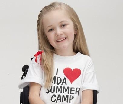 Muscular Dystrophy Association Summer Camp