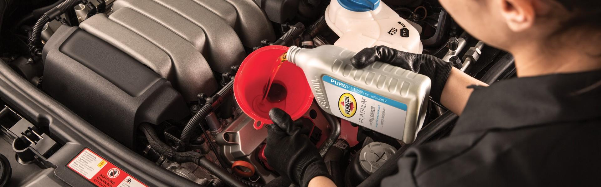 what is Synthetic Oil