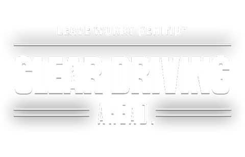 Leave Worry Behind Clear Driving Ahead